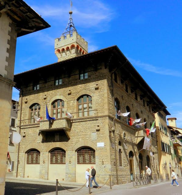 Palazzi di Toscana