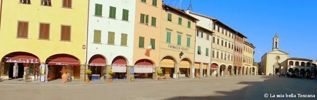 Piazze di Toscana