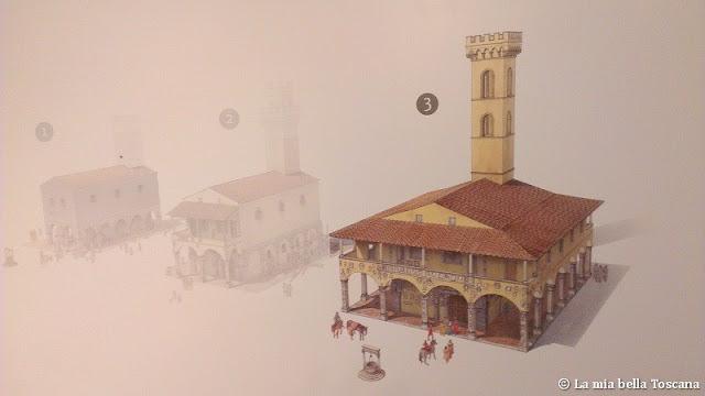 Palazzo storico di Toscana