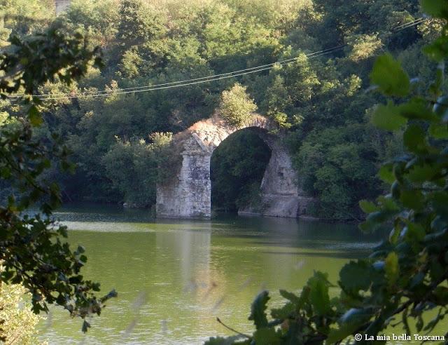 Ponte di Valle a Laterina