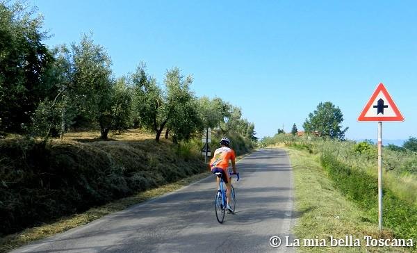 Scoprire la Setteponti in bici
