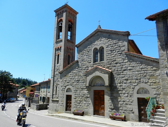 strade di Toscana