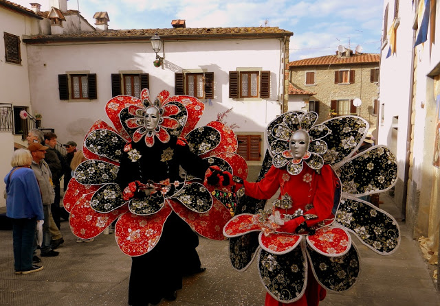 Carnevale di Castiglion Fibocchi