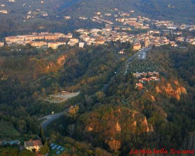 Balze Toscana