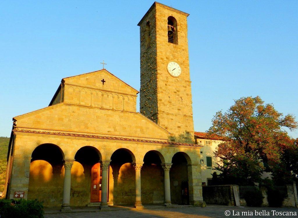 Pieve di San Pietro a Cascia di Regello