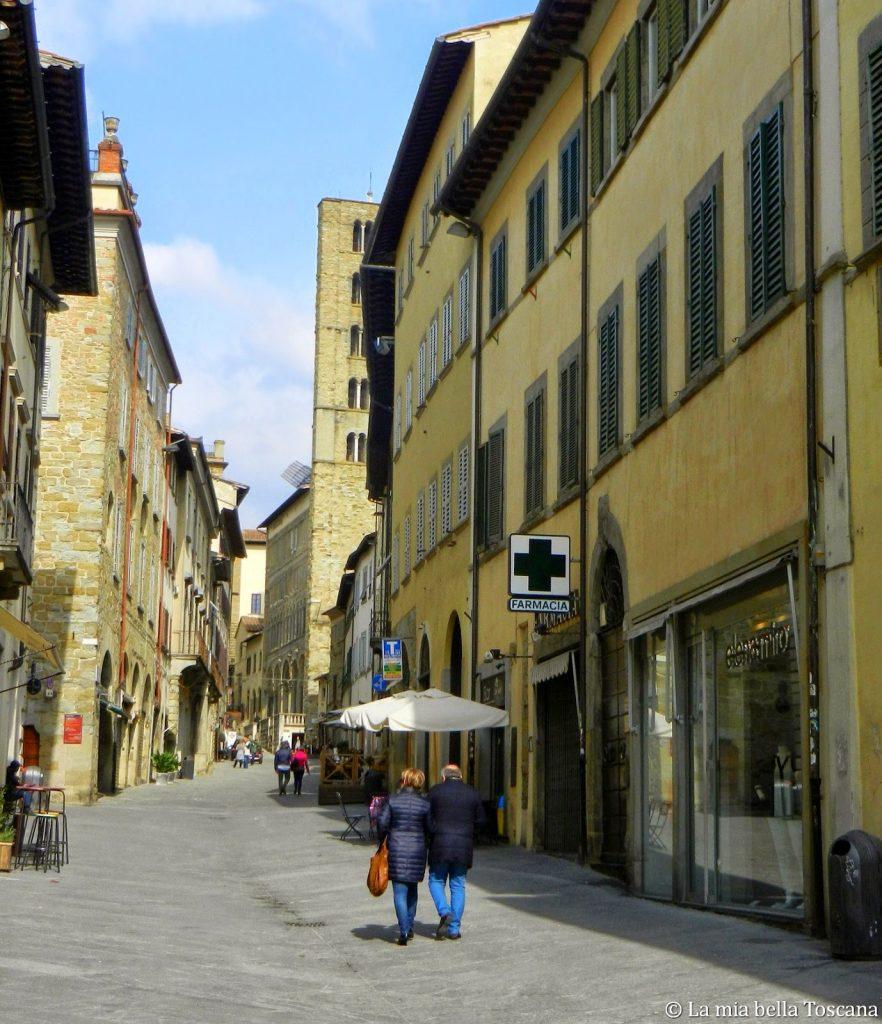 Centri storici della Toscana