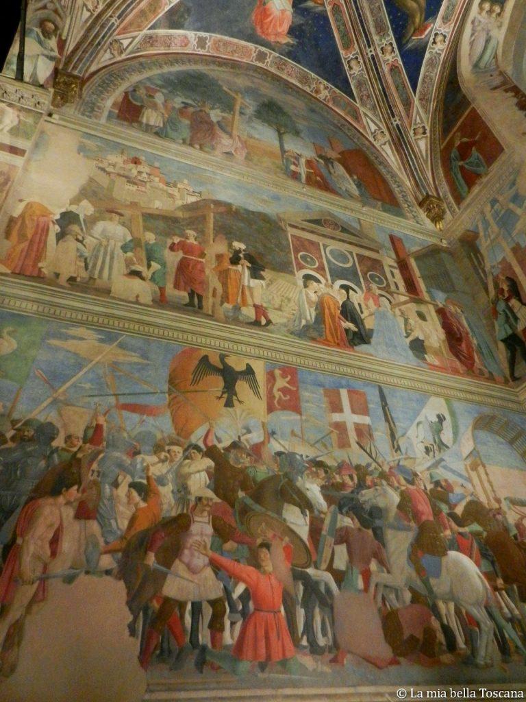 Opere di Piero della Francesca