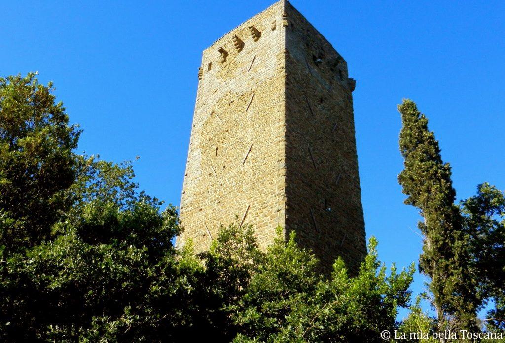 Torri medioevali in Toscana