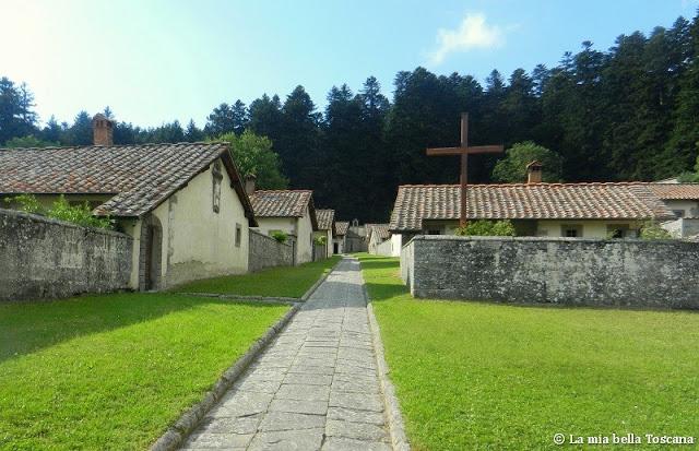 Luoghi al fresco in Toscana