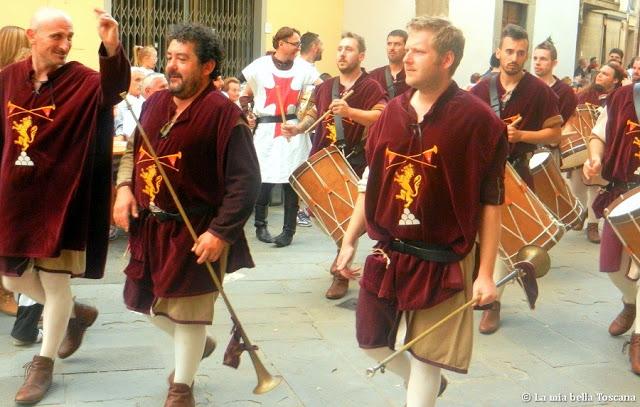 Feste medioevali di Toscana