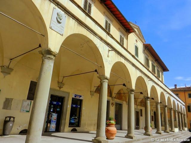 Loggiati di Toscana