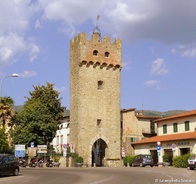 Torre medioevale di Toscana