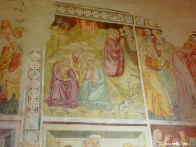 Chiese sconosciute di Toscana
