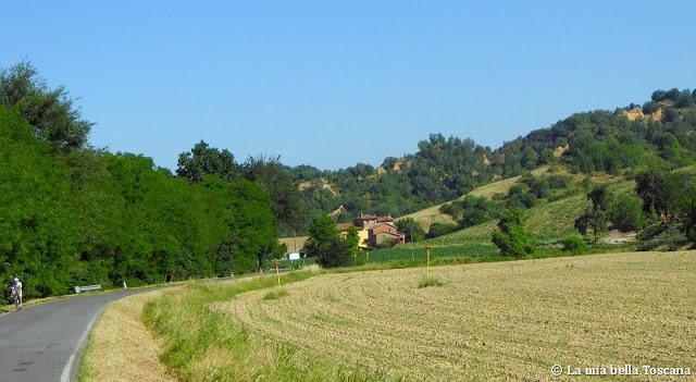 Le Balze del Valdarno in Toscana
