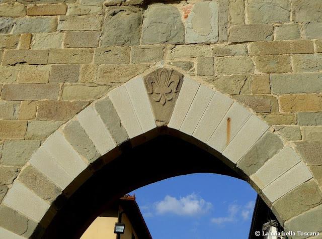 Torre d'Arnolfo a Castelfranco di Sopra