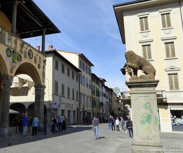 Piazza di San Giovanni Valdarno