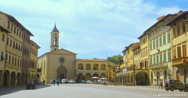 Borghi del Valdarno