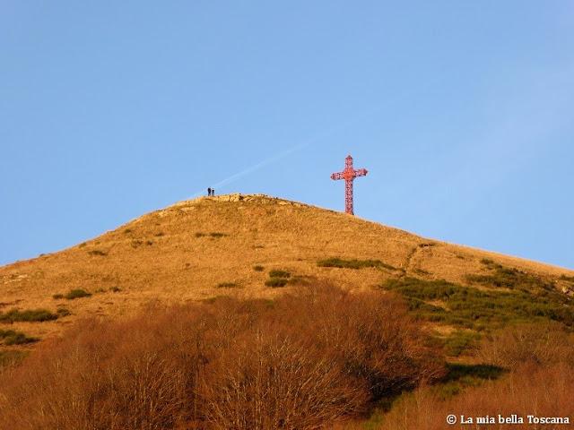 Montagna Toscana in autunno