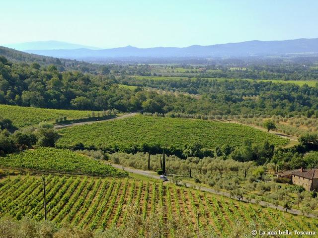 Antico cammino di Toscana