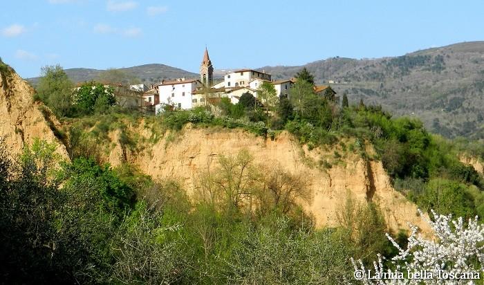Il borgo di Piantravigne