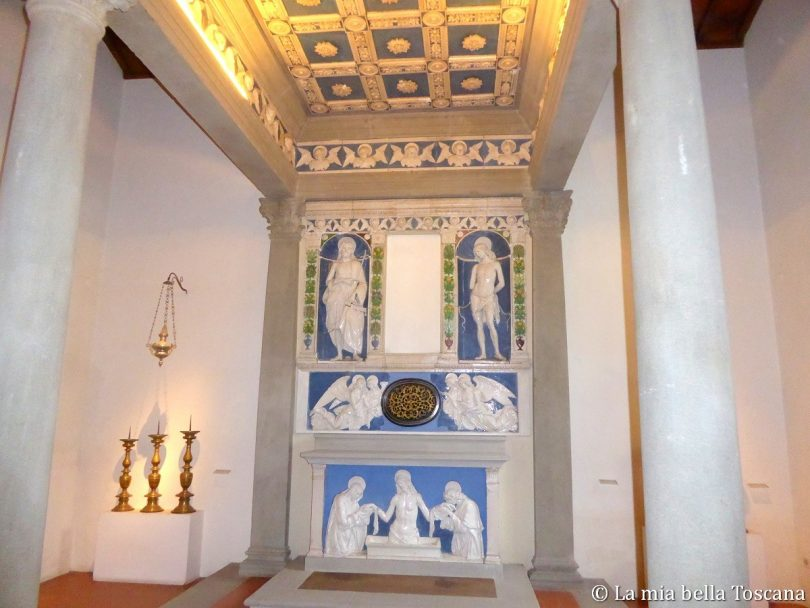 Della Robbia in Toscana