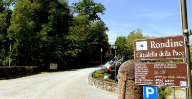 Cittadella della Pace di Rondine