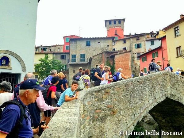 Il ponte di Loro Ciuffenna