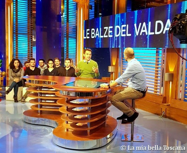Le Balze del Valdarno