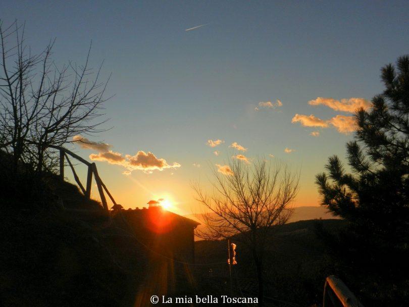 Tramonto Valdarno