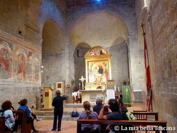 Chiesa Badia a Ruoti