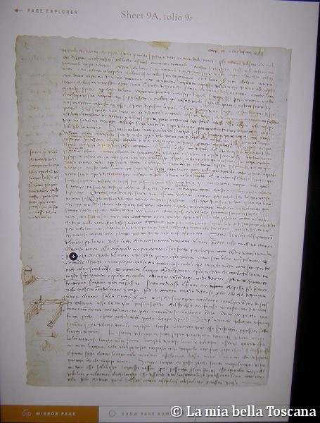 Il Codice Leicester