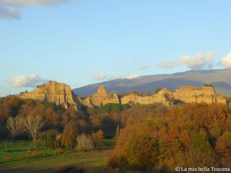 Balze del Valdarno a Montanino