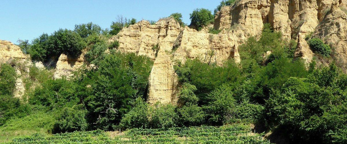 Balze del Valdarno a Persignano