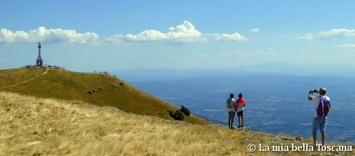 Panorama Pratomagno